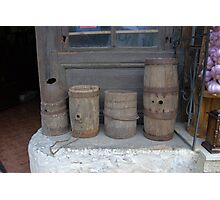 Albanian ancient artifact 05 Photographic Print