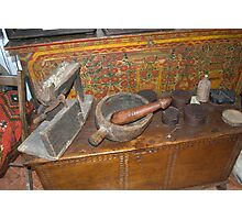 Albanian ancient artifact 03 Photographic Print
