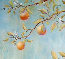 Orange Blossoms by Laura Browning