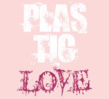 Plastic Love One Piece - Short Sleeve