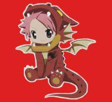 Natsu Dragneel (chibi) Baby Tee