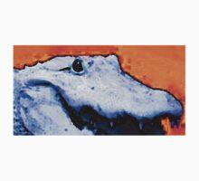 Gator Art - Swampy by Sharon Cummings Kids Tee