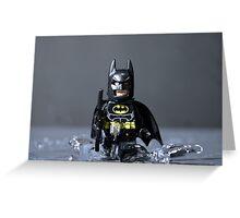 The Dark Knight Greeting Card