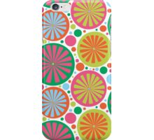 Fruit Punch Flowers iPhone Case/Skin