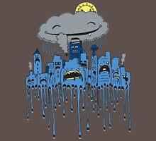 melting City Unisex T-Shirt