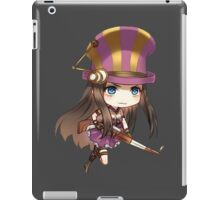 Caitlyn League of Legends (chibi) iPad Case/Skin