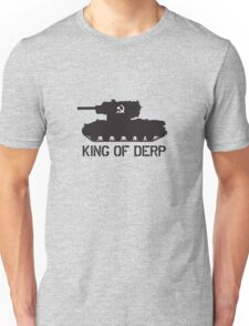 King of Derp Unisex T-Shirt