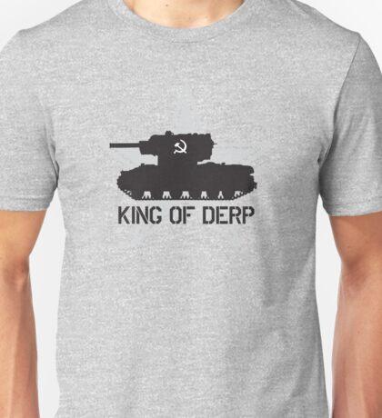 King of Derp Unisex T-Shirt