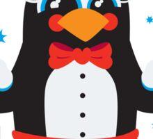 penguin Magic Sticker