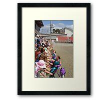 RES 2010 - 28 Framed Print