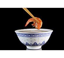 Thai Shrimp Photographic Print