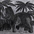 ELEPHANT  by NEIL STUART COFFEY