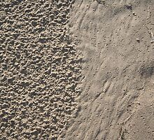 Patterns in the Sand by samihatch
