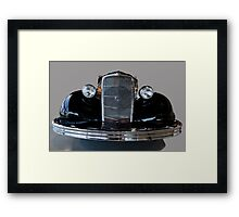 Beautiful Old Car 1 Framed Print