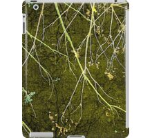 Wild Nature Collage Print iPad Case/Skin