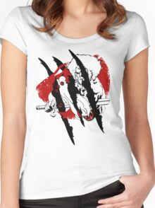 Thundercat Fury Women's Fitted Scoop T-Shirt