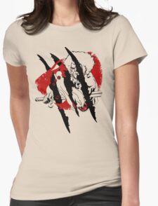 Thundercat Fury Womens Fitted T-Shirt