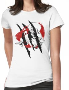 Thundercat Fury Womens Fitted T-Shirt