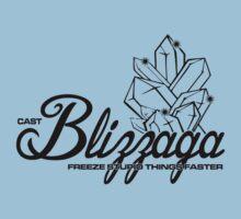 Blizzaga - Freeze Stupid Things Faster by ikaszans