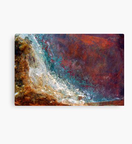 Tidal Rage Canvas Print