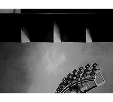 Stadium Lights Photographic Print