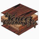 VENEER CROSS-SECTION by veneer
