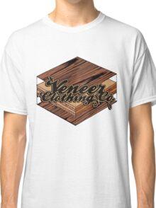 VENEER CROSS-SECTION Classic T-Shirt