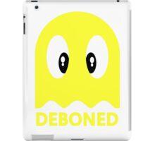 Deboned ghost - YELLOW iPad Case/Skin