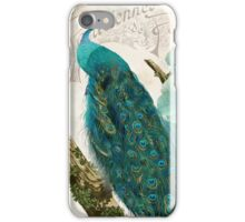 Les Paons I iPhone Case/Skin