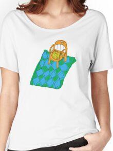Courtney Barnett 'Sometimes' Album (image only) Women's Relaxed Fit T-Shirt