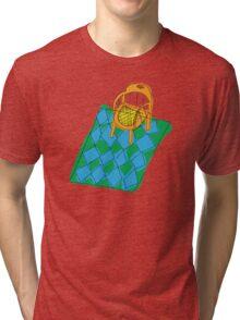 Courtney Barnett 'Sometimes' Album (image only) Tri-blend T-Shirt