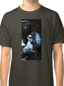 Black Panther Art - After Midnight Classic T-Shirt