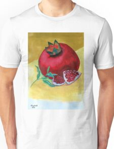 A ripe pomegranate Unisex T-Shirt