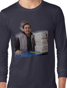 Pizza time! Long Sleeve T-Shirt