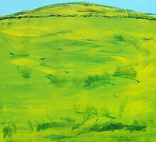 Irish Hillside by Trev Sutton