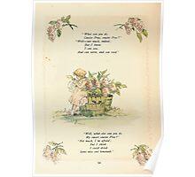 Rose Buds Virginia Gerson 1885 0058 Cousin Prue Poster