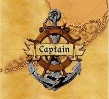 Key West Captain by BailoutIsland