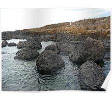 Giant's Causeway - Ireland Poster