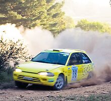 Lithgow Rally 2010: Stage 3 - Car 38 by therkd