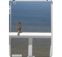 Watching for the Waves iPad Case/Skin