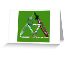 Sword Force Greeting Card