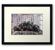 Mankind Framed Print