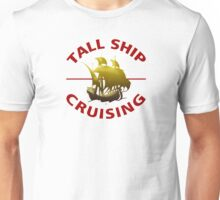 Tall Ship Cruising Adventures Unisex T-Shirt