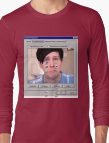 Phil crying. T-Shirt