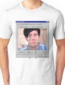 Phil crying. Unisex T-Shirt