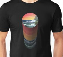 'Raging Sea - Cyclone' Unisex T-Shirt