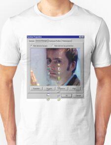 David crying T-Shirt