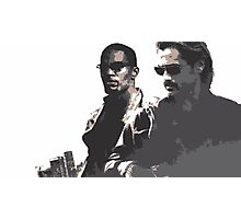 Miami Vice Photographic Print