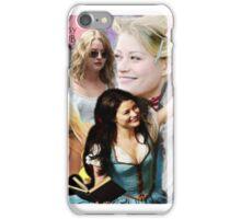 Emilie de Ravin collage iPhone Case/Skin