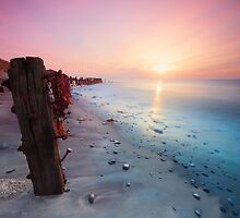 Pastel Rise by Chris Miles
